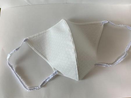 抗菌素材を使った洗えるマスク