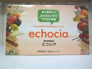 植物発酵食品echocia